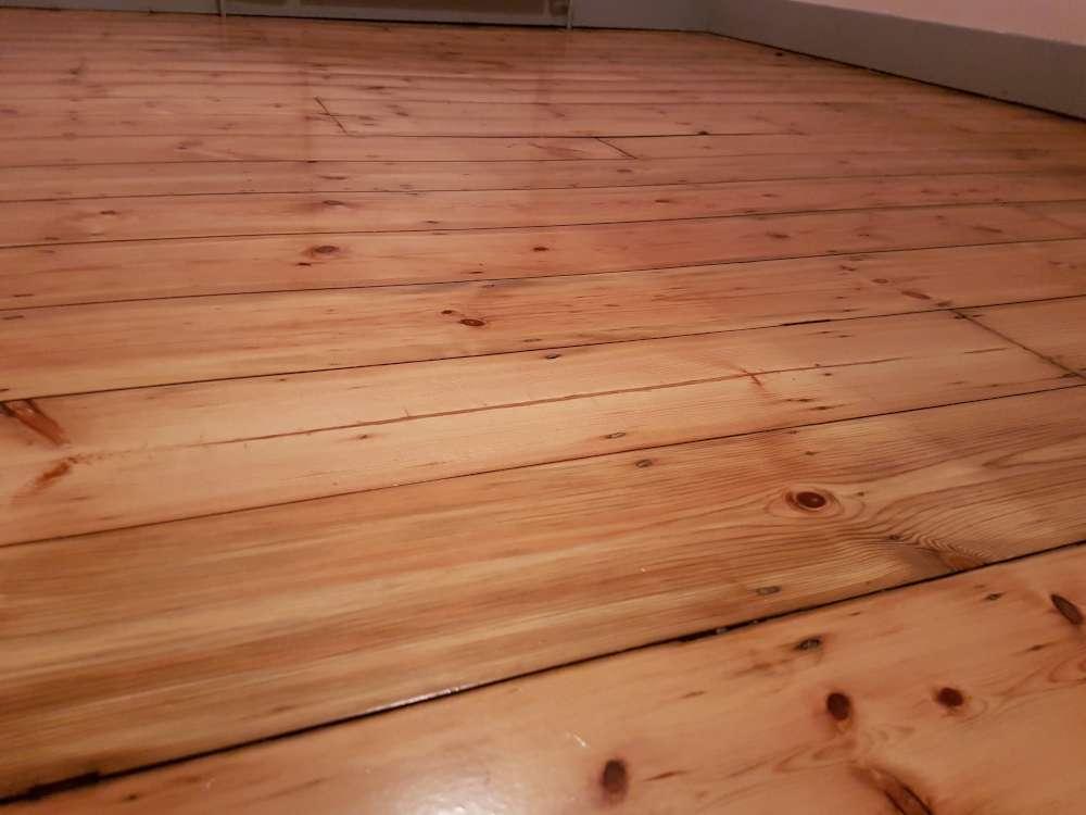 Wood floor restoration by Edwards Flooring (1)