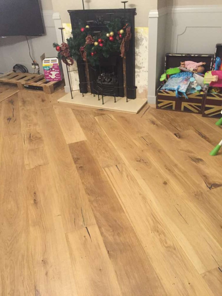 Wooden Flooring by Edwards Flooring in Bromley (30)